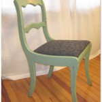 Recovered chair